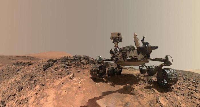 Марсоход NASA Curiosity возобновил свою работу на Красной планете