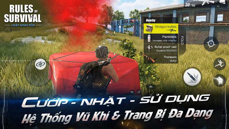 blade and soul, game fps, game mobile, garena, rules of survival