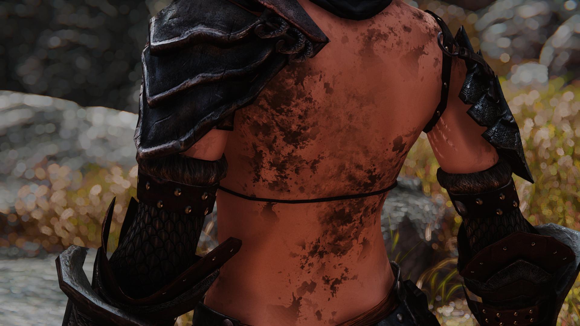 Graba'hg – Rough Orc Racemenu Preset – Game Mods Dispatch