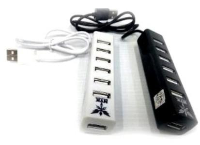 USB HUB NYK 02 7PORT