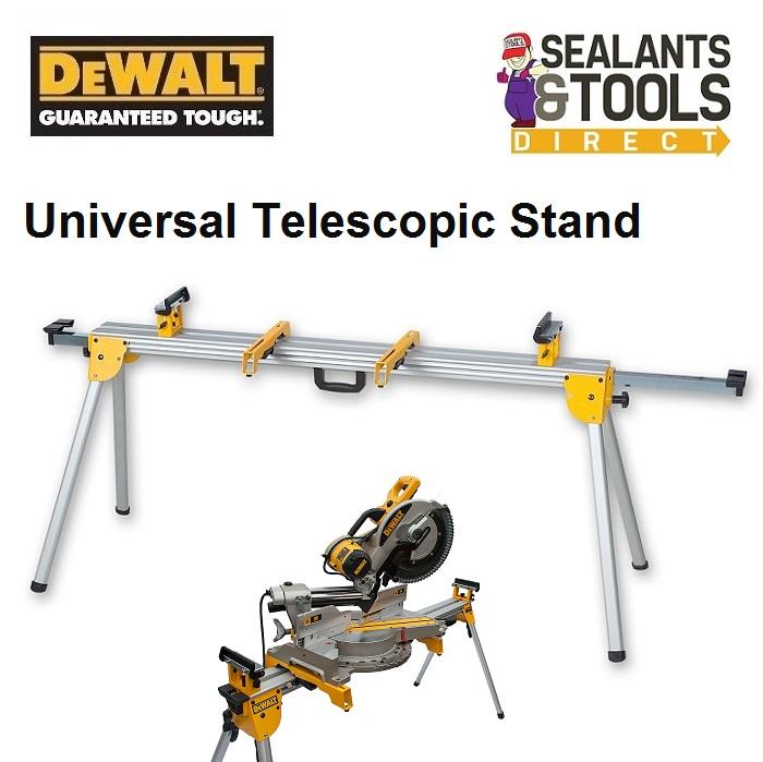Dewalt DE7023 Universal Extending Telescopic Mitre Saw Stand