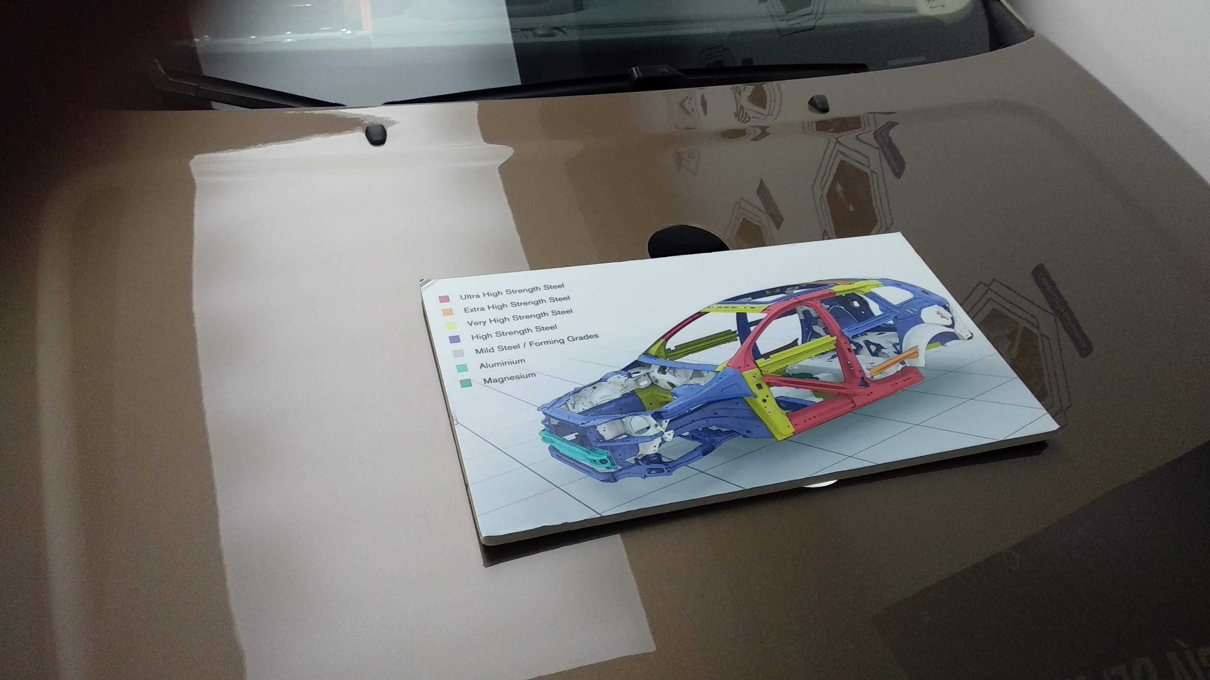 Curso de Conducción segura de Volvo 12