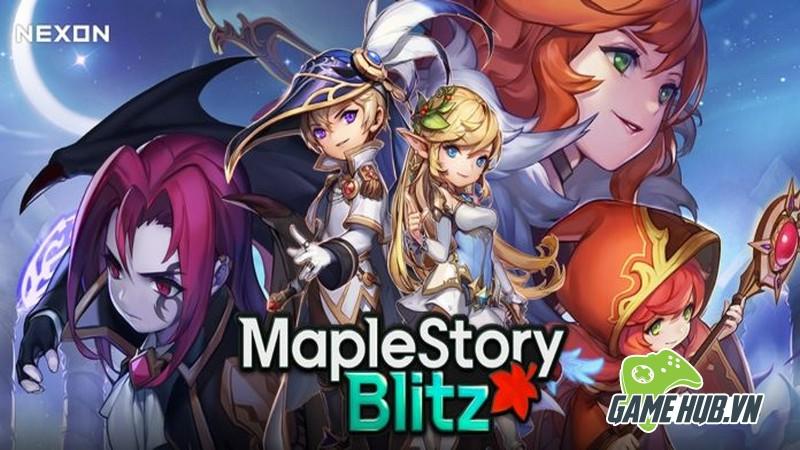 MapleStory Blitz - Hàng khủng MMORPG chính thức mở cửa thử nghiệm cho Việt Nam