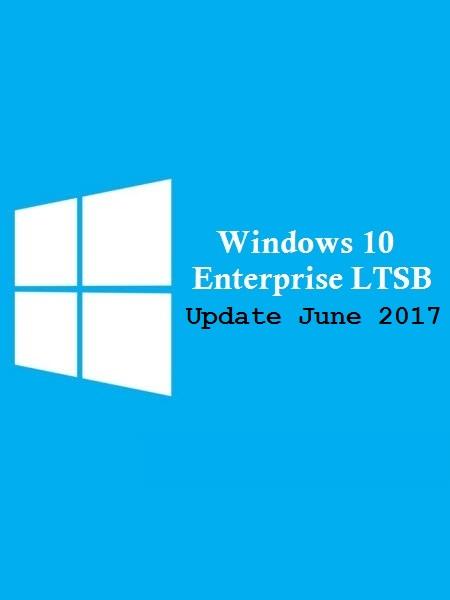 Windows 10 Enterprise LTSB En-US (x64) June 2017-Gen2