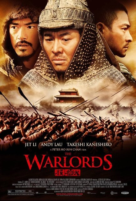 The Warlords (2007) BluRay 720p 900MB