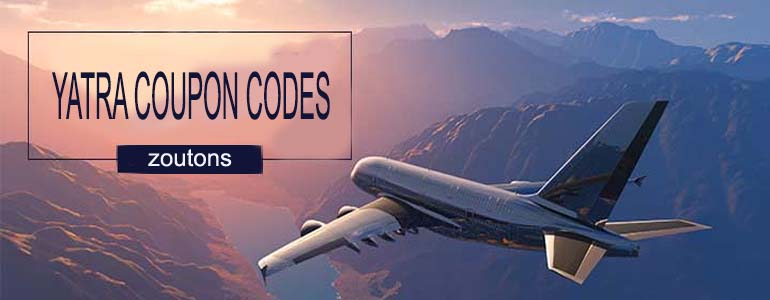 Yatra Flights Coupons & Offers