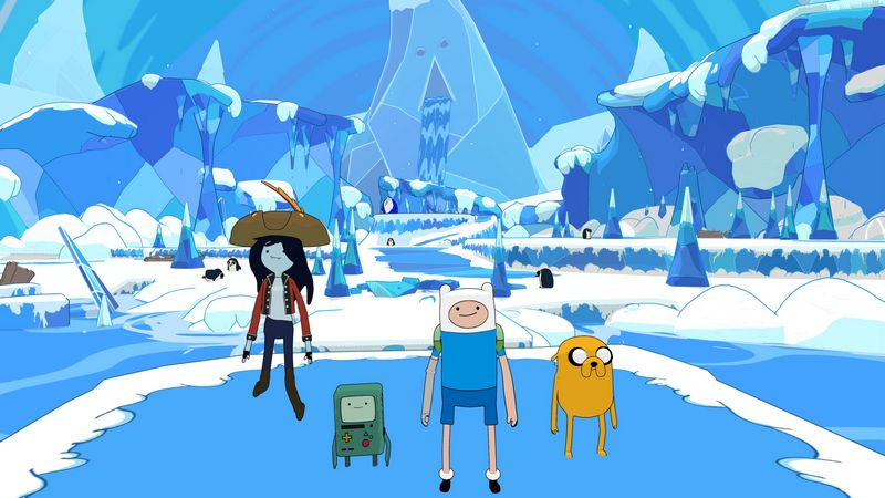 adventure time, adventure time: pirates of the enchiridion, cartoon network, game mới, game pc, ps4, xbox one