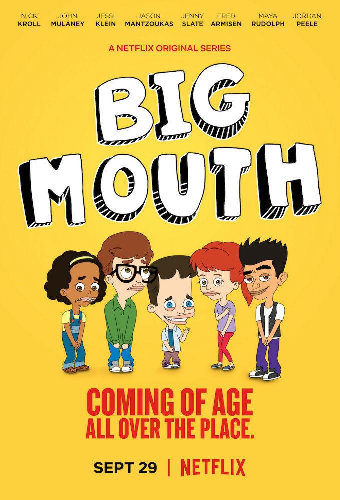 Big Mouth|T01|Lat-Ing|720p|x265 Poster
