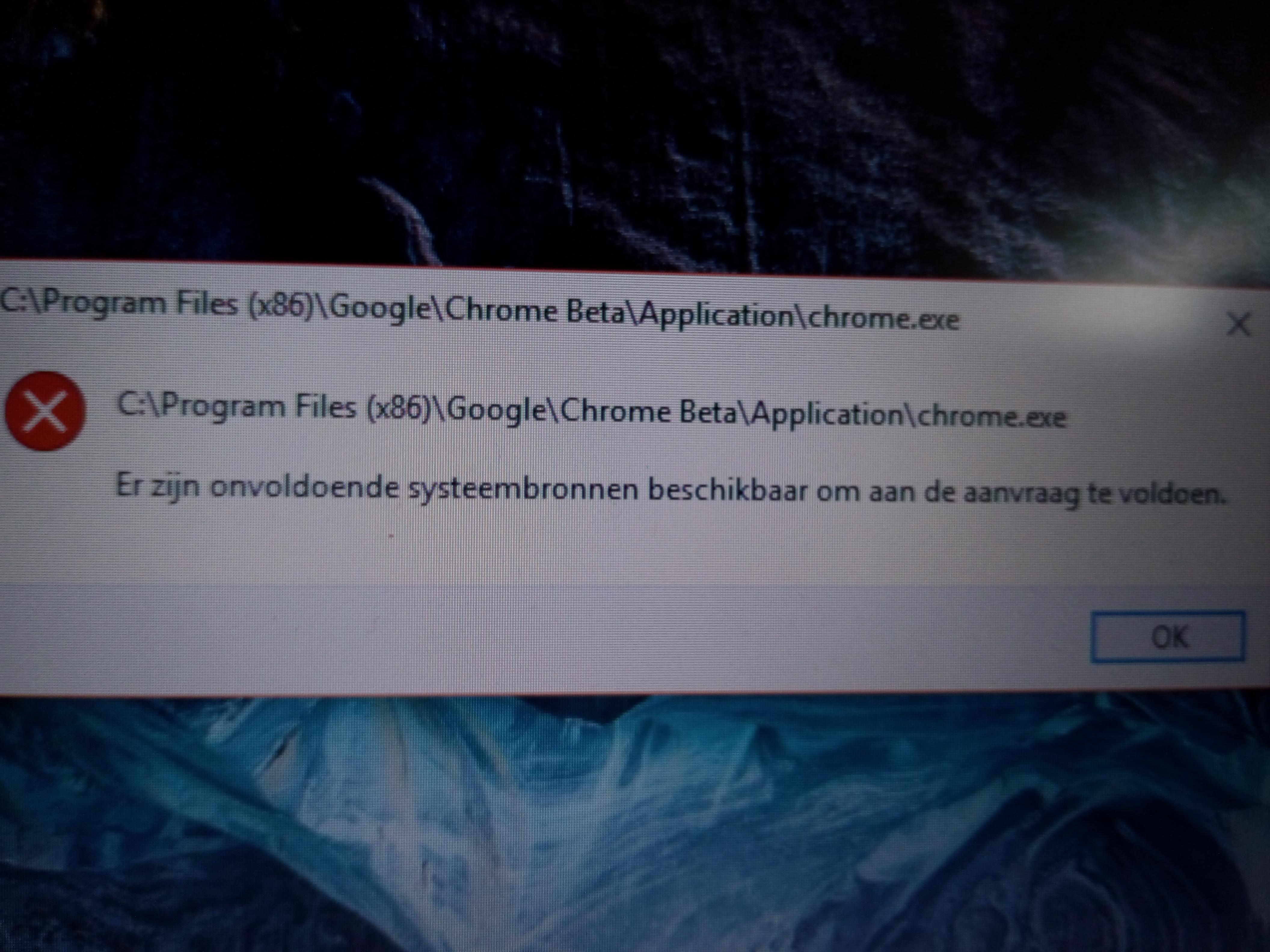 Kan geen programma's openen door virus