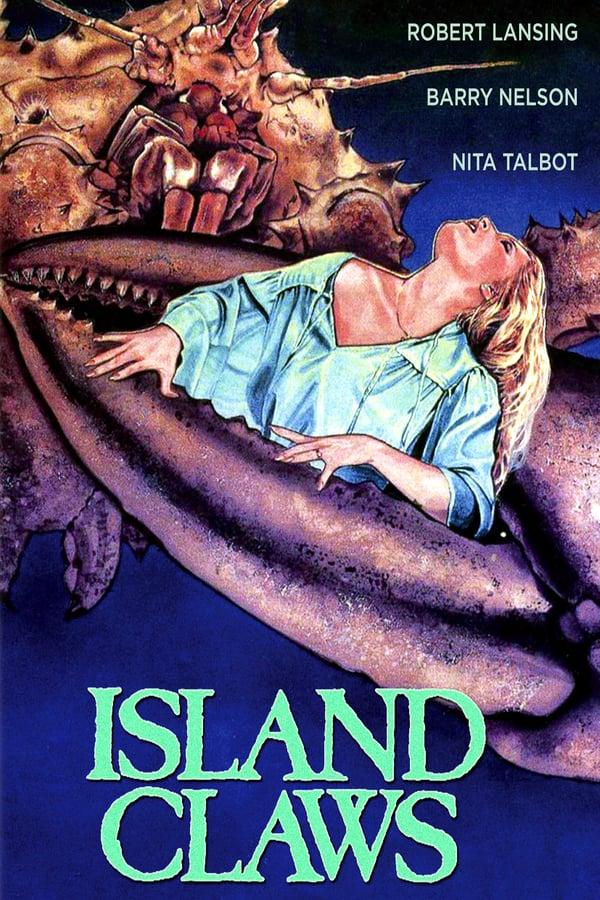 Island Claws (1980) BluRay 720p 900MB