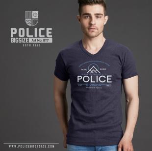 Áo Thun Thái Police, Áo Thun Body Thái Lan Cao Cấp - 5