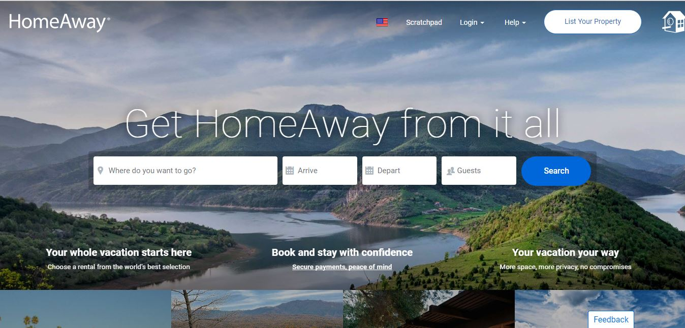 Homeaway Review