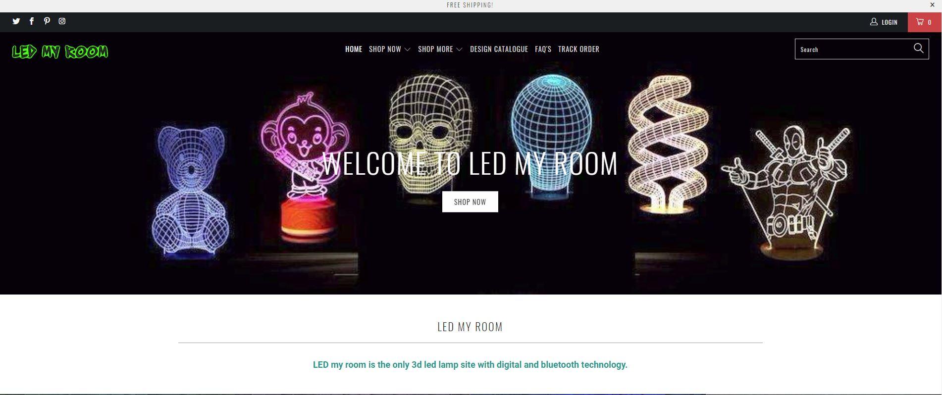 ledmyroom.com
