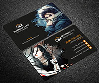Business Card - 20