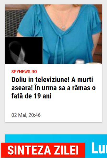 screenshot www antena3 ro 2018 05 03 09 11 41