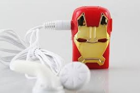 MP3 IRON MAN