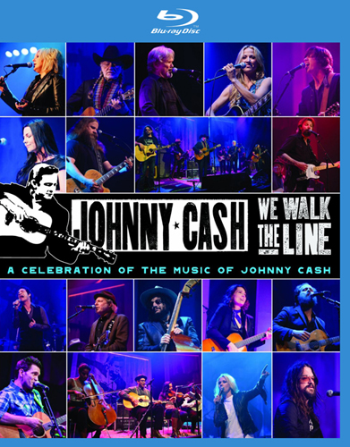 We Walk The Line: A Celebration of the Music of Johnny Cash (2012) [Blu-ray 1080i]