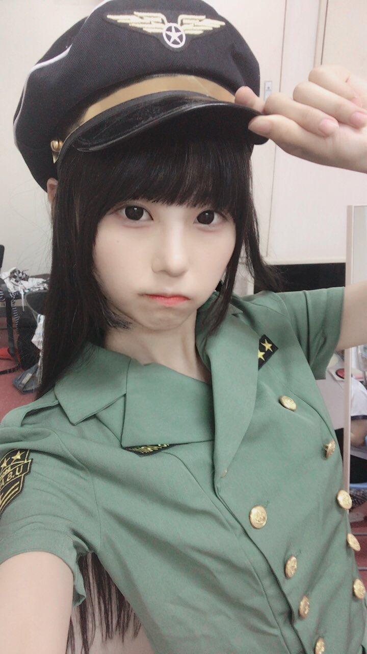 高嶺ヒナ 双马尾 黑长直 美少女011
