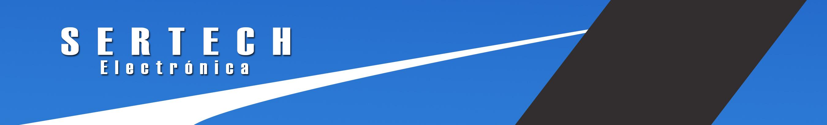 Logo realizado por SERTECH ELECTRONICA