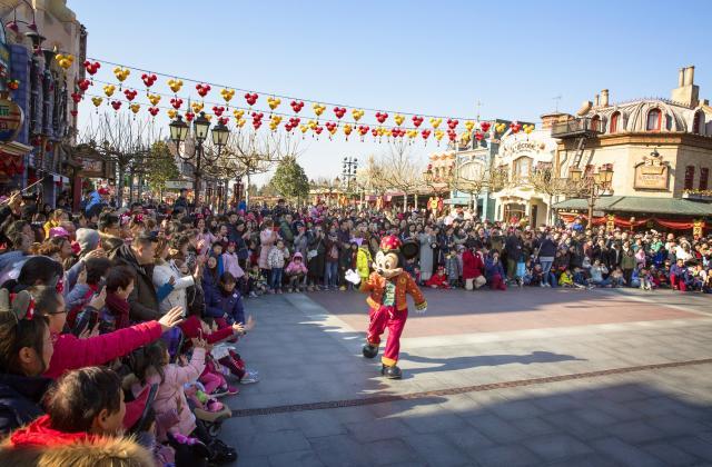 Shanghai Disneyland (2016) - Le Parc en général - Page 39 W795