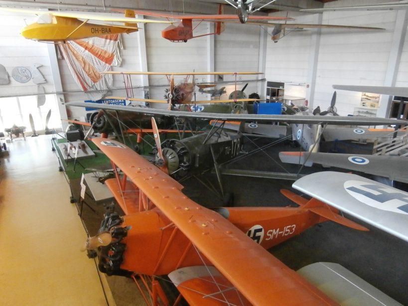 Zrakoplovni muzej u Vantaa-i kod Helsinkija, Finska P8150097