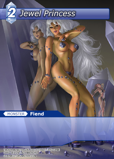 Monster Girl Collectible Card Profiles: Villainesses! - Page 3 Jewel_Princess