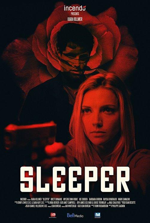 Uśpiony / Sleeper (2018) PL.HDTV.XviD-DiDi / Lektor PL