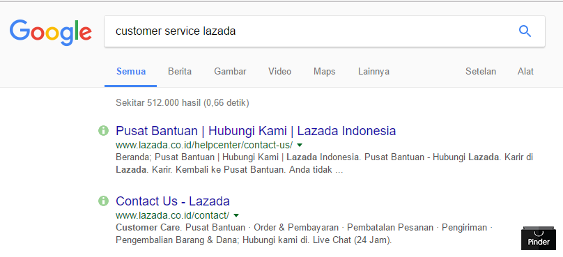 Googling Customer Service