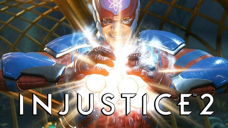 Ngắm siêu anh hùng Atom sẽ đổ bộ cùng Ninja rùa trong Injustice 2