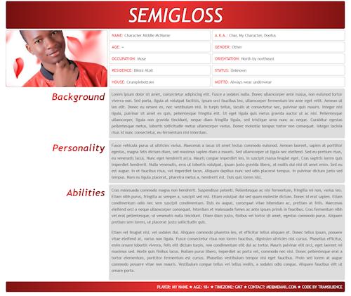 semigloss
