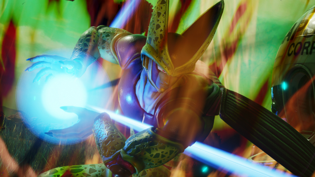 JUMP FORCE: This New Batch Of Screenshots Feature DRAGON