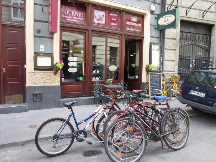 la bicicletta cafe