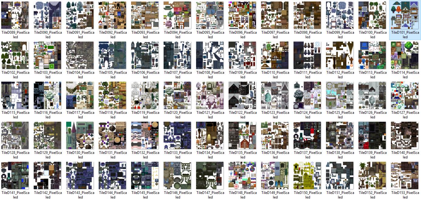1350 Tilset varié (VX ACE et pour MV) Image28