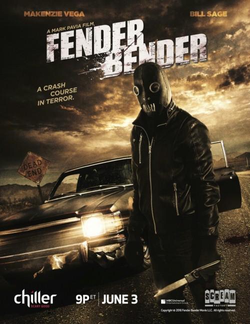 Stłuczka / Fender Bender (2016) PL.720p.BluRay.x264.AC3-GrupaFOX / Lektor PL