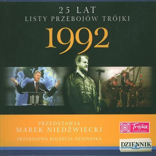 VA - 25 lat Listy Przebojów Trójki 1992 (2006) [FLAC]