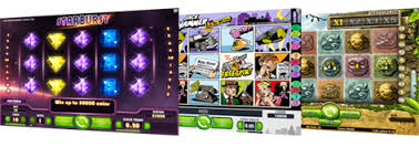 Video Slots Online For US Players