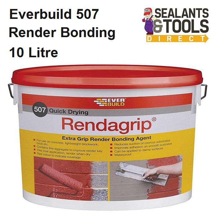 Everbuild 507 Rendagrip RENDGP10