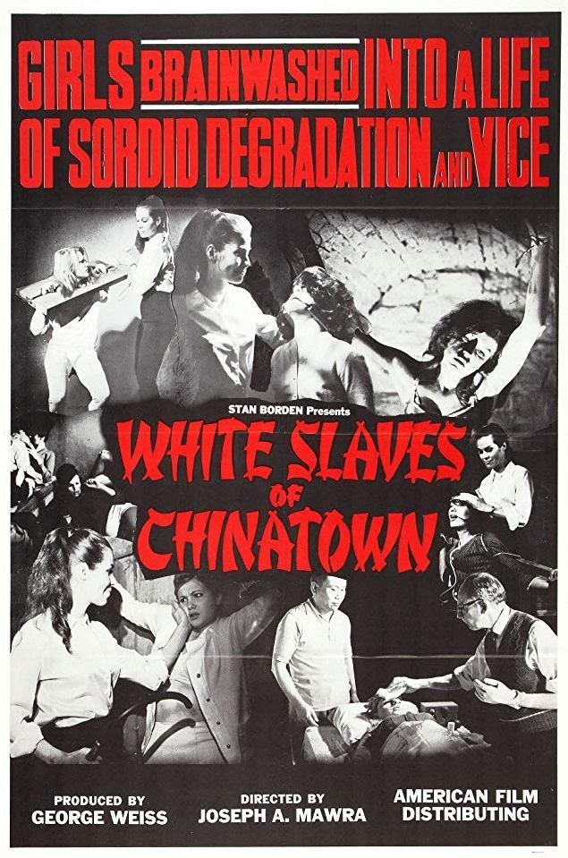 White Slaves of Chinatown (1964) DVDRip XviD 700MB