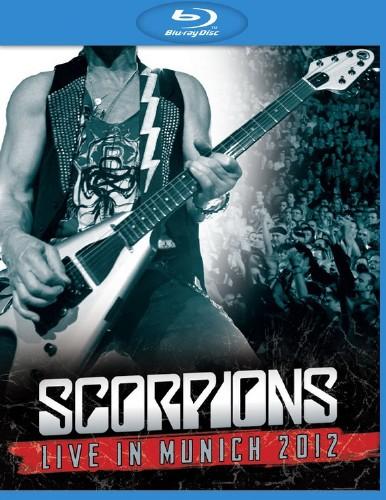 Scorpions - Live in Munich 2012 (2015) [Blu-ray 1080i]
