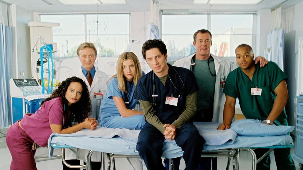Звезда «Клиники» намекнул на продолжение сериала