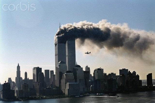 Detik akhir ketika pesawat yang dibajak teroris menabrakkan diri ke gedung WTC