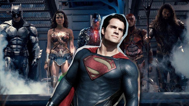 Justice League - Mãn nhãn với tạo hình chiến binh cực chất của các siêu anh hùng