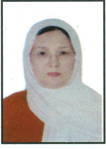 الأستاذ الدكتور/ نادية السيد الحسيني عبد القادر