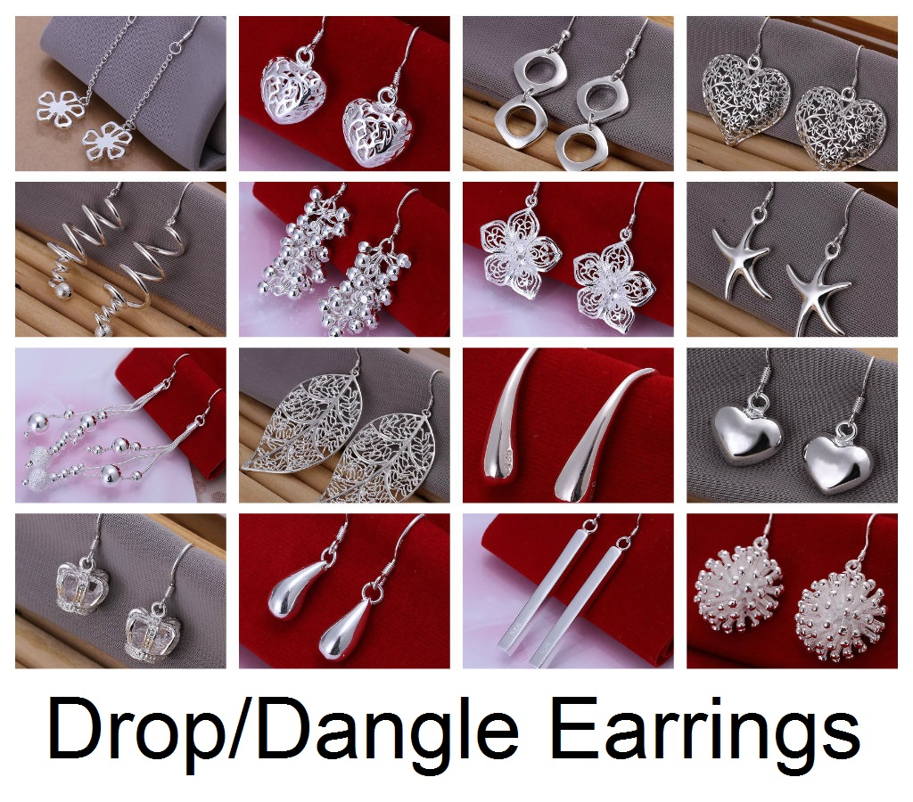Drop/Dangle Earrings