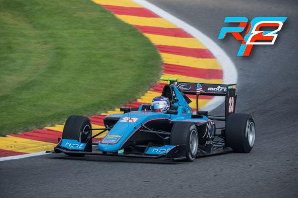 VRC GP3 2018 - Round 7 - Spa ФИНАЛ СЕЗОНА!!!