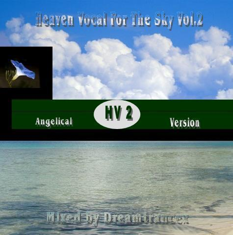 Heaven Vocal For The Sky Vol.2-Celestial & Angelical Version HV_2