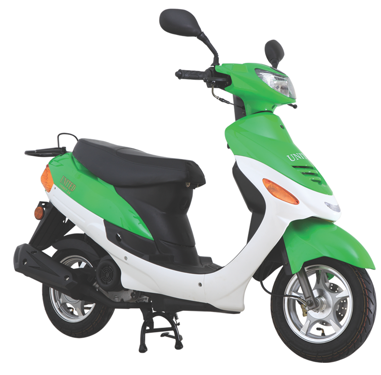 United Scooty 80cc 2018