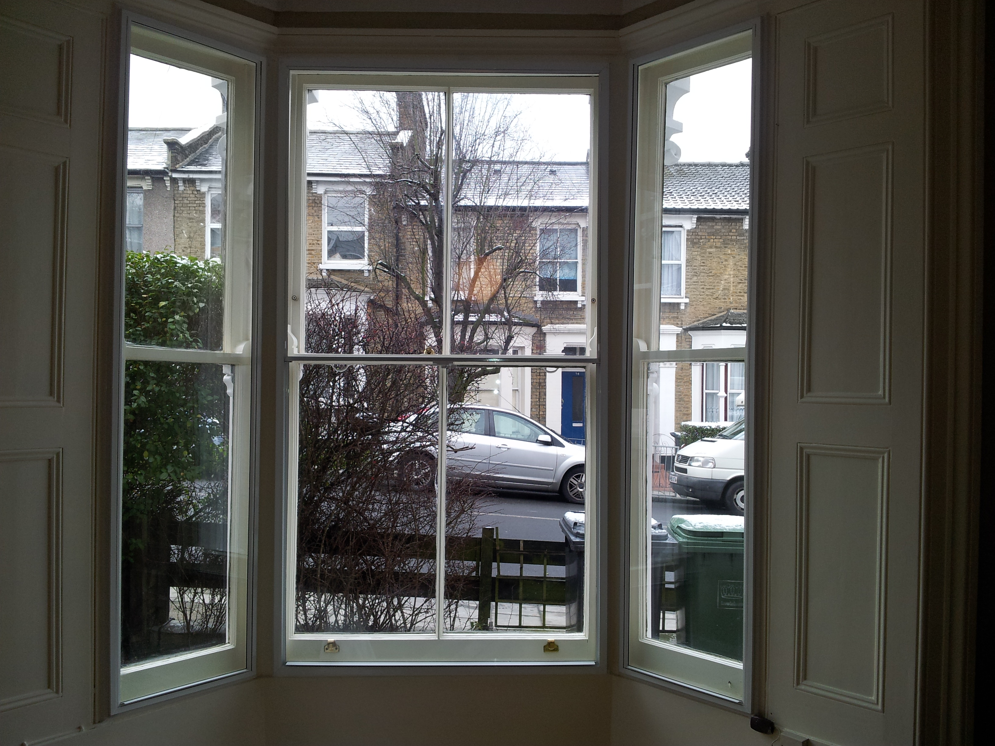 Upstart blog for Victorian era windows