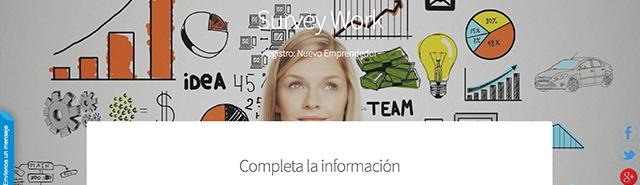 Tutorial paso a paso Encuestas Survey Work Primeros_pasos_encuestas_survey_work