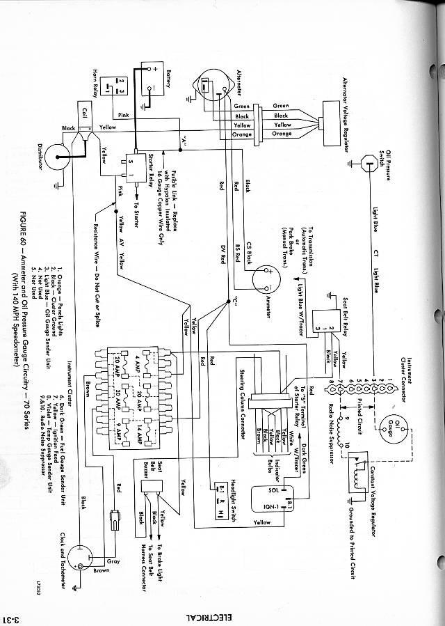 wanted 1971 javelin wiring diagram - the amc forum on 71 amc hornet sst,